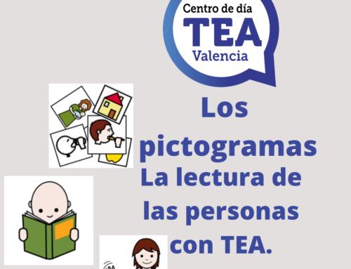 Los pictogramas, la lectura de las personas con TEA
