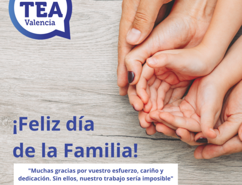 El papel de las familias de las personas con TEA durante el confinamiento