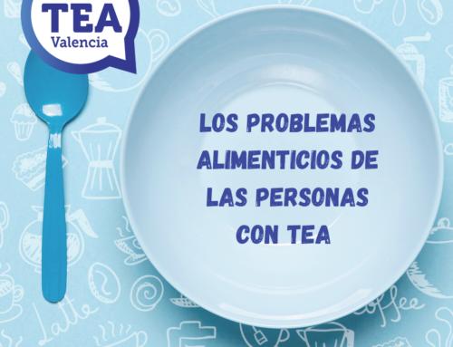Los problemas alimenticios de las personas con TEA